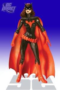 LA LIGA DE LA JUSTICIA Batwoman
