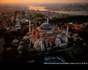 Basílica de Santa Sofia en Estambul