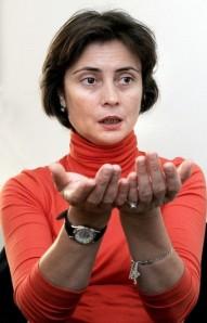 NOBEL-PEACE-CHINA-RUSSIA-RIGHTS-YUSUPOVA
