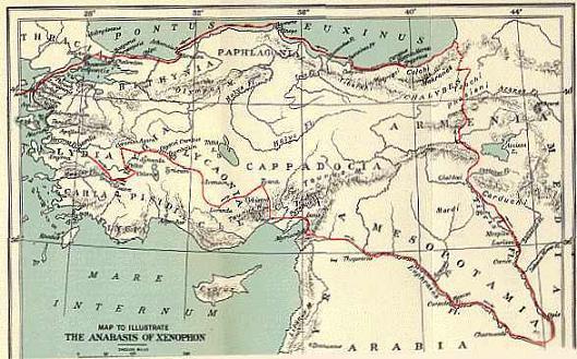 mapa-de-la-anabasis-de-jenofonte