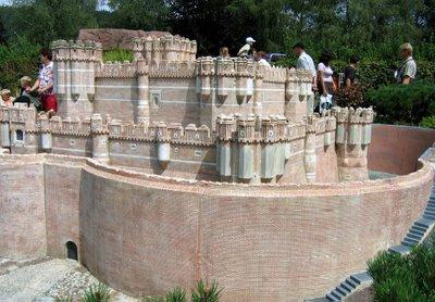 Minimundus castillo de coca 1