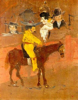 Pablo Picasso, Le Picador (1890)