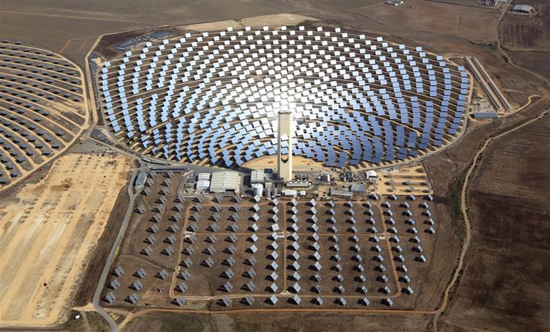 30 mayo 2011 josa y sus cuentos - Centrale solare a specchi piani ...