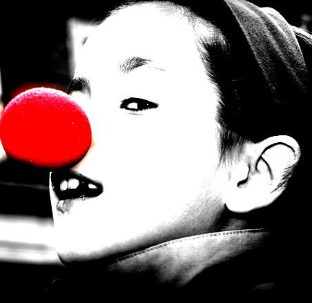 la sonrisa de una niña