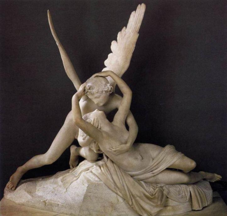 Eros y Psique. Antonio Canova