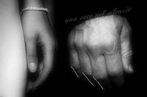 cogerse de la mano